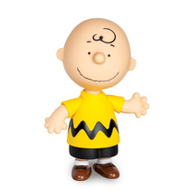Boneco Charlie Brown Snoopy Vinil Original - Grow