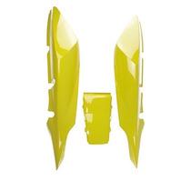 Rabeta Traseira Honda Twister 2007-2008 Amarela S/adesivo
