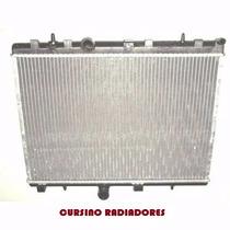 Radiador Citroen Aircross / C3 Moderno 2011.... Aut/ Mec