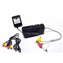 Transcoder Conversor De Cores E Modulador Rf Ntsc Para Palm