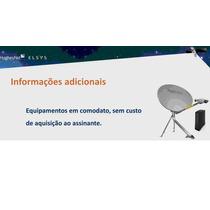 Hughes Internet Via Satelite Banda Ka Ideal P/ Area Rural