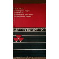 Catálogo De Peças Massey Ferguson 250x