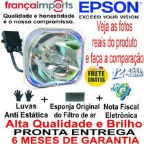 Lâmpada Projetor Epson S4, S5, S6, S8, S10, W10+, S12, X14
