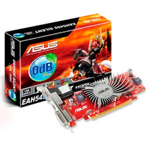 Placa De Vídeo Asus Radeon Hd 5450 Silent 1gb Ddr3