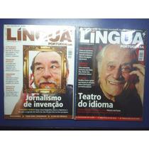 2 Revistas Língua Portuguesa - Números 14 E 17