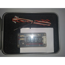 Termômetro E Voltímetro Motores A Combustão Kyosho Traxxas
