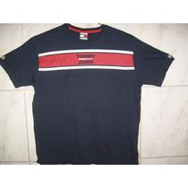 Camiseta Tommy Jeans Tamanho Especial L(large) 3g 72cmx 60cm