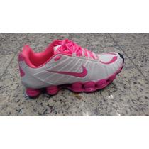 Nike Shox Tlx (12 Molas Masculino E Feminino Frete Grátis)