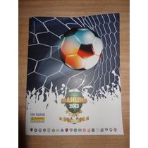 Campeonato Brasileiro 2013 Album Completo Figurinhas Soltas