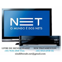Pró/net/tv Cabo/hd/horiginal;desboqado