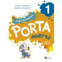 Livro Porta Aberta - Português 1 Ed. Renovada Ftd
