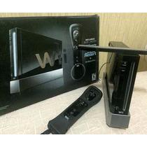 Nitendo Wii Completo+jogos Originais