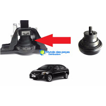 Refil Coxim Lado Direito Do Motor Nissan Sentra - Novo