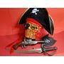 Piratas Do Caribe Jack Sparrow Armas Chapeu Espada Simbad