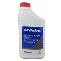 Óleo Lubrificante Ac Delco Acdelco 5w30 Gm Chevrolet 1l