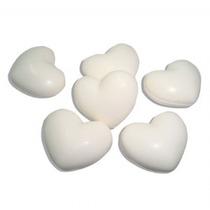 .100 Sabonetinhos De Coração - Sabonetes Lembrancinhas Mini