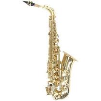 Ritmus ! Harmony Sax : Saxofone Alto + Case + Acessórios