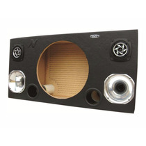 Caixa Palhetada Subwoofer 15 Polegadas Trio Duplo Nelsom