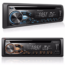 Toca Cd Player Pionner Deh X1880 Usb Frontal - Lançamento