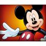 Painel Mickey Gigante 2,00x1,40mt Imperdível! Ref. Mk07