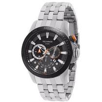 Relógio Technos Masc Performance Sports Carbon Os2aba/1p