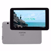 Tablet Foston Android Fs-m787d 7 8gb Wifi 3g 7 Rede Sociais