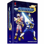 Dvd Box Ryukendo (4 Dvds) Semi Novo Original