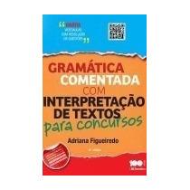 Gramática Comentada Concursos Interpretacao Texto 2015 Epub
