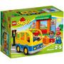 Lego Duplo 10528 Ônibus Escolar School Bus - Envio Imediato