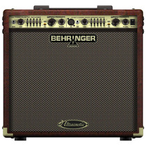 Amplificador Acx450 Ultracoustic Behringer