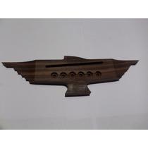 Cavalete Especial Pássaro Violão 6 Cordas Rosewood Luthier