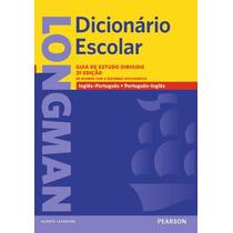 Dicionário Escolar Portugês/inglês/português Longman