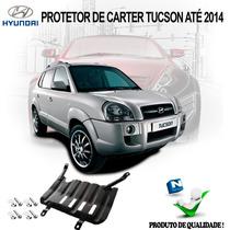 Protetor De Carter Hyundai Tucson Peito De Aço Todas
