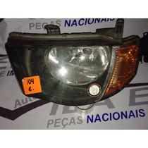 Farol Da L200 Triton Lad Esq Peça Original