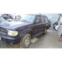 Sucata Ford Explorer Limited V8 4x4 Automatica Integral