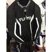 Macacao Tutto Racing 2 Peças Tam 58 Eur Motociclista