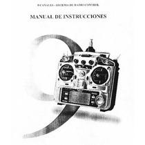 Manual Rádio Futaba 9cp Super Espanhol Em Pdf