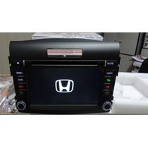 Central Multimidia Honda Crv Exl 4x2 4x4 2012 Em Diante