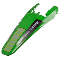 Paralama Para Lama Rabeta Xr 250 Tornado Verde Pro Tork