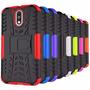 Capinha Armor Anti Queda Motorola Moto G4 Plus + Pl/ Vidro
