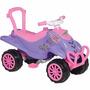 Carrinho De Passeio Infantil Pedal Brinquedo Menina Calesita