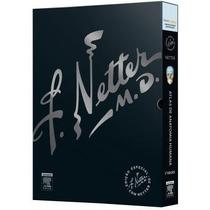 Livro: Netter Atlas De Anatomia Humana - 3d