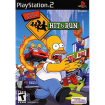Patche The Simpsons Hit & Run Play2