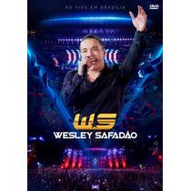 Wesley Safadão - Ao Vivo Em Brasília - Dvd + Cd