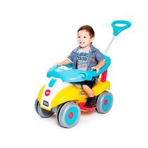 Carrinho De Passeio Comfort Plus 2x1 Calesita Amarelo 957