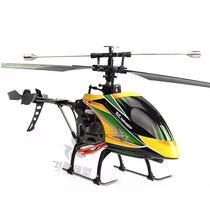 Helicóptero V912 2.4ghz 4 Canais Wltoys Aeromodelismo