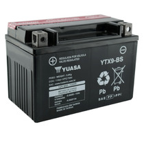 Bateria Yuasa Ytx9-bs Honda Cb500 Vt600 Shadow Tenere