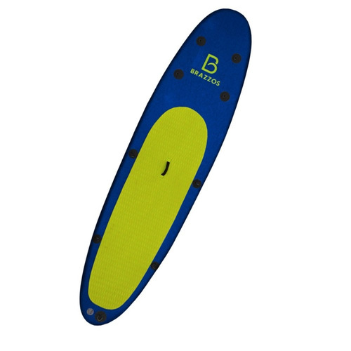 Prancha Stand Up Paddle Inflável Brazzos Modelo Sp Big Azul