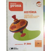Projeto Prosa História 3ºano- Nova Ortografia