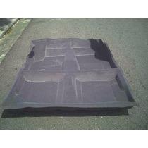 Carpete Chevy 500 Moldado Do Assoalho Cinza Grafite Ou Preta